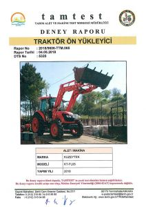 TRAKTOR-ON-YUKLEYICI-KT-FL05-DENEY-RAPORU